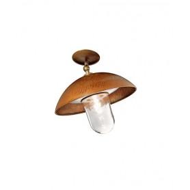 Il Fanale Portico 221.13 Lampada Soffitto Esterno 2 Colori