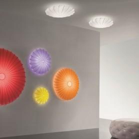 Axo Light Muse 60 Lampada Parete/Soffitto Arancio
