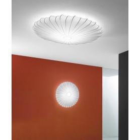Axo Light Muse 60 Lampada Parete/Soffitto Bianco