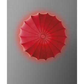 Axo Light Muse 60 Lampada Parete/Soffitto Rosso