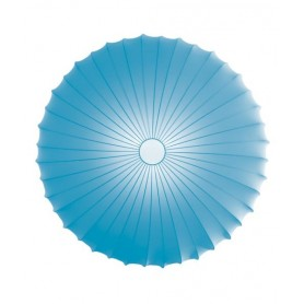 Axo Light Muse 80 Lampada Parete/Soffitto Azzurro