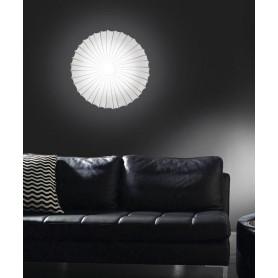 Axo Light Muse 80 Lampada Parete/Soffitto Bianco