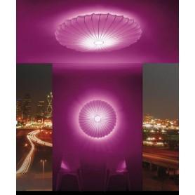 Axo Light Muse 80 Lampada Parete/Soffitto Fucsia