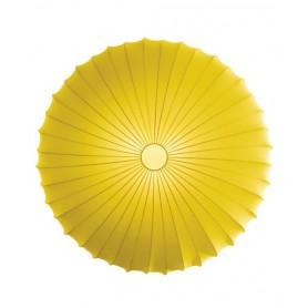 Axo Light Muse 80 Lampada Parete/Soffitto Giallo