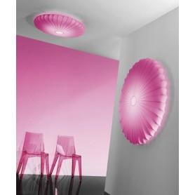 Axo Light Muse 80 Lampada Parete/Soffitto Rosa