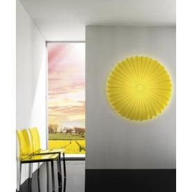 Axo Light Muse 120 Lampada Parete/Soffitto Giallo