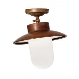 Il Fanale Calmaggiore 232.06 Lampada Soffitto Esterno 2 Colori
