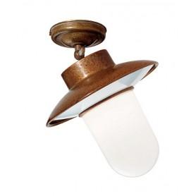 Il Fanale Calmaggiore 233.06 Lampada Soffitto Esterno 2 Colori