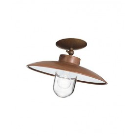 Il Fanale Calmaggiore 236.06 Lampada Soffitto Esterno 2 Colori