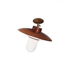 Il Fanale Calmaggiore 237.06 Lampada Soffitto Esterno 2 Colori