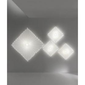 Axo Light Muse 120 Q Lampada Parete/Soffitto Bianco
