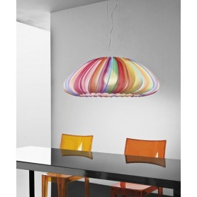 Axo Light Muse SP Lampada Sospensione Multicolore