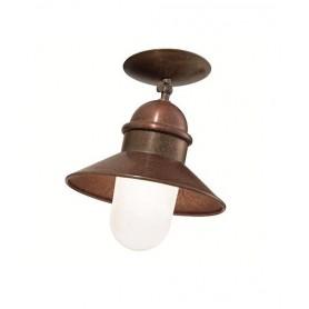 Il Fanale Il Borgo 244.02 Lampada Soffitto Esterno 2 Colori