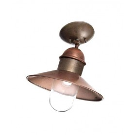 Il Fanale Il Borgo 244.03 Lampada Soffitto Esterno 2 Colori