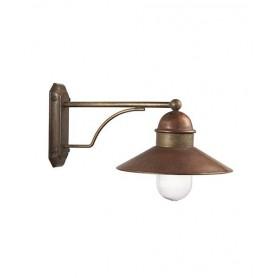 Il Fanale Il Borgo 244.25 Lampada Parete Esterno 2 Colori