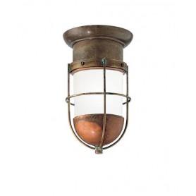 Il Fanale Garden 245.20 Lampada Soffitto Esterno 2 Colori