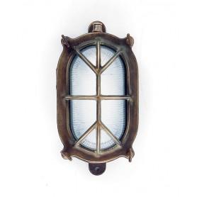 Il Fanale Marina 247.16 Lampada Parete/Soffitto Rustico Esterno