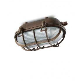 Il Fanale Marina 247.36 Lampada Rustica Soffitto/Parete Esterno