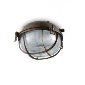 Il Fanale Marina 247.38 Lampada Rustica Soffitto/Parete Esterno