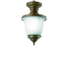 Il Fanale Venezia 248.02 Lampada Soffitto Esterno 2 Colori