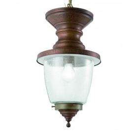 Il Fanale Venezia 248.03 Lampada Soffitto Esterno 2 Colori