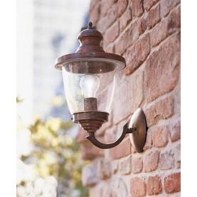 Il Fanale Venezia 248.05 Lampada Parete Esterno 2 Colori
