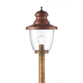 Il Fanale Venezia 248.15 Lampada Terra Alta Esterno 2 Colori