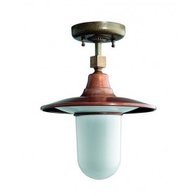 Il Fanale Il Ponte 250.22 Lampada Soffitto Esterno 2 Colori