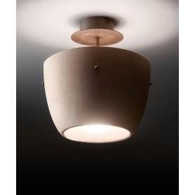 Torremato Tuscan Plafoniera 30 Lampada Soffitto 2 Colori R.E