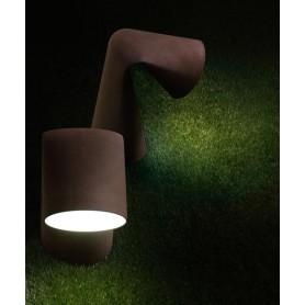 Torremato Keirei Lampada Terra Esterno 2 Colori LED 13w (3000K)
