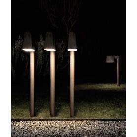 Torremato Saint Tropez Lampada Terra Bassa Esterno LED 24W(3000K