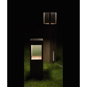 Torremato Evelina 55cm Lampada Terra Esterno 2 Colori R.E