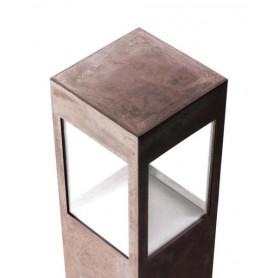 Torremato Evelina 55cm Lampada Terra Esterno 2 Colori LED 3000K
