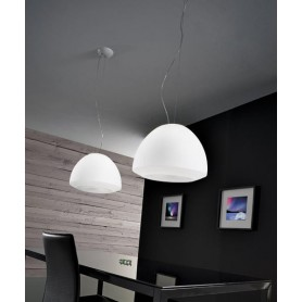 Axo Light Kudlik 35 Lampada Sospensione Vetro Soffiato