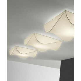 Axo Light Stormy PL60 Lampada Parete/Soffitto 2 Colori R.E