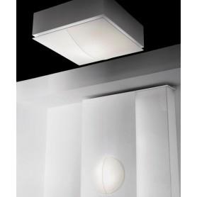 Axo Light Nelly Straight PL100 Lampada Parete/Soffitto 3 Colori