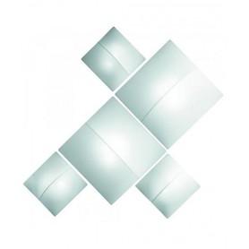 Axo Light Nelly Straight PL140 Lampada Parete/Soffitto 3 Colori