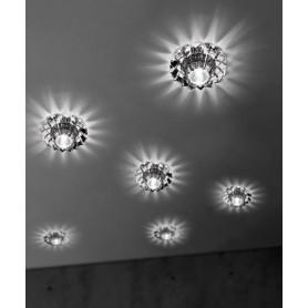 Axo Light Crystal Spotlight Nashir Faretto da Incasso