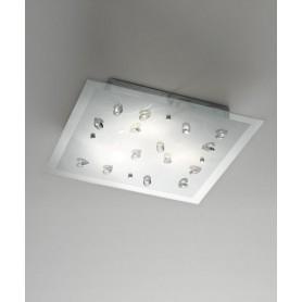 ILLUMINANDO Petali 50 Lampada Parete/Soffitto