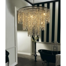 ILLUMINANDO Diamante SP XXL Lampadario Cristallo