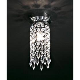 ILLUMINANDO Diamante PL P Lampada Soffitto Cristallo