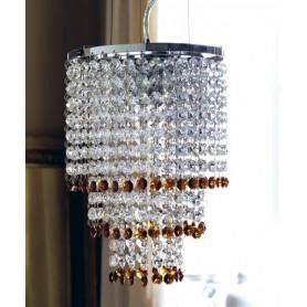 ILLUMINANDO Medusa Lampadario Cristallo 6 Colori