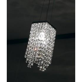 ILLUMINANDO Messico 1 Lampadario Cristallo 1 Luce