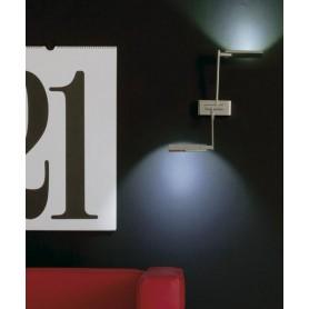 ILLUMINANDO Moon 2 Lampada Parete/Soffitto 2 Colori LED