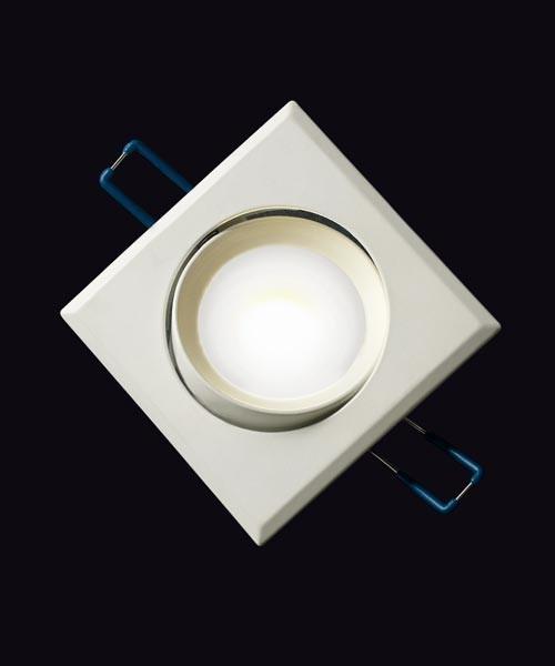 ILLUMINANDO Tile 8 Faretto Incasso Perete/Soffitto LED