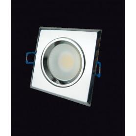 ILLUMINANDO Tile 5 Faretto Incasso Perete/Soffitto 2 Colori LED