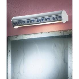 Ferroluce Trieste C147 AP Lampada Parete Rustica in Ceramica