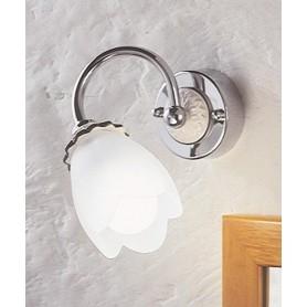Ferroluce Catania C571 AP DX Lampada Parete in Ceramica 1 Luce
