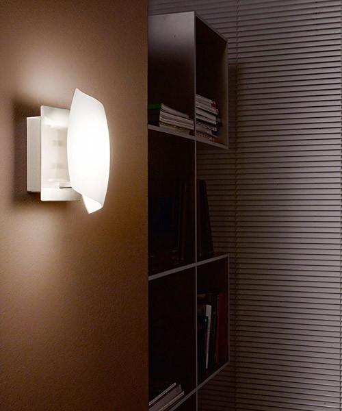 FABAS Roxie 3300-21-178 Lampada Moderna da Parete a LED 8w