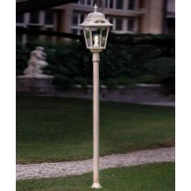 Ferroluce Gorizia A108 TE Lampada Terra Rustica Esterno 1 Luce